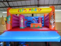 CSTDY4 - Std Jungle Party Bouncer